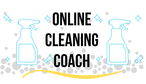Online Cleaning Coach